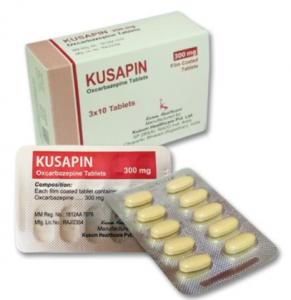 Oxcarbazepine – Kusapin