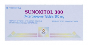 Oxcarbazepine – Sunoxitol